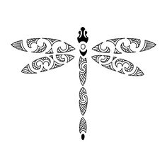 Maori dragonfly tattoo: this is the one Dragonfly Drawing, Dragonfly Art, Dragonfly Tattoo, Tatuajes Tattoos, Tatoos, Maori Tattoos, Maori Designs, Tattoo Designs, Motifs Animal