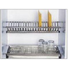 Ksp Scoop 2 Tier Dish Rack White Racks Kitchen Stuff And