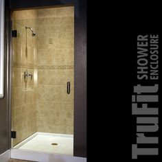 delta glass houston tx offers trufit shower doors and enclosures - Delta Shower Doors