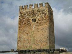 Castillo de Fuencubierta [XIV - Higuera de Calatrava, Andalucía, España]