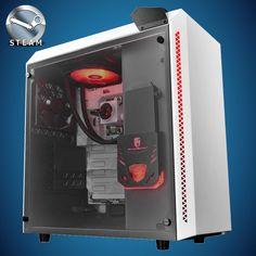 FRAGMASTER RX Vega 64 8GB 2048-bit HBM2 Gaming STEAM PC RYZEN 7 1700X 16GB DDR4 #SiDEUSTechnologies