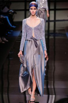 be1a47706b37e See all the Collection photos from Giorgio Armani Prive Spring Summer 2014  Couture now on British Vogue