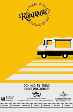 Festival Rodante -Street Food - | Curiosidades Gastronómicas