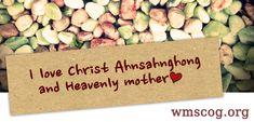 Elohim God [Christ Ahnsahnghong♥God the mother] | WMSCOG