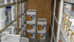 The Doomsday Preppers Quick and Easy Food Storage Checklist