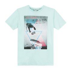Tee-shirt poly coton caraibe Beckaro