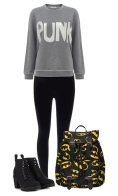 """Punk"" by lt-forand on Polyvore"