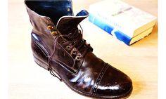 Pete Sorensen boots