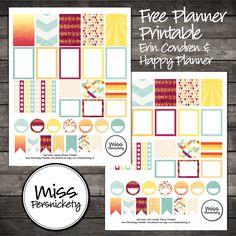 Heat Wave - FREE Planner Printable