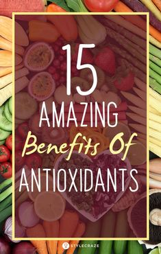 This could be the most discussed topic in the field of health – no doubt. Antioxidants fight free radicals and prevent several deadly diseases – they are the Supermen of your system. Antioxidant Supplements, Antioxidant Serum, Antioxidant Vitamins, Junk Food, Extracellular Fluid, Oil Pulling Benefits, Anti Oxidant Foods, Arthritis Foundation