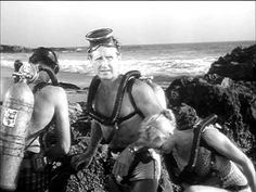 'Sea Hunt' divers recreate '50s-'60s TV show that inspired generations of diving fanatics