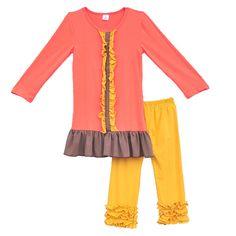 Walmart Black Friday 2016 2016 Spring Kids ...    http://e-baby-z.myshopify.com/products/2016-spring-kids-fashion-girls-boutique-clothing-set-ruffled-hem-dresses-plus-yellow-leggings-breathable-cotton-outfits-f036?utm_campaign=social_autopilot&utm_source=pin&utm_medium=pin