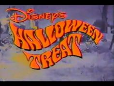 Disney's Halloween Treat - Remastered Complete Show - HD Quality