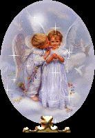 vánoční obrázky andělů, andílků, andělíčků... Tarot, I Believe In Angels, Angeles, Glitter Graphics, Celestial, The Help, Decorative Plates, Animation, Boho