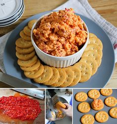 Pimento Cheese, my childhood in a bowl.  I'm going to make this tonight...just switching out Worcestershire Sauce for Coconut Aminos.