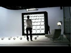 Beckham plays Beethoven's Ode To Joy << Is there no end to this mans talent?