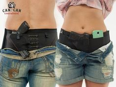 What's the perfect conceal carry for guys and dolls on the go? The Can Can…