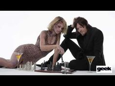 Norman Reedus - Exclusive Geek Magazine Photo Shoot