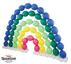 47 Best Balloon Decor - Quick Link images in 2014 | Balloon