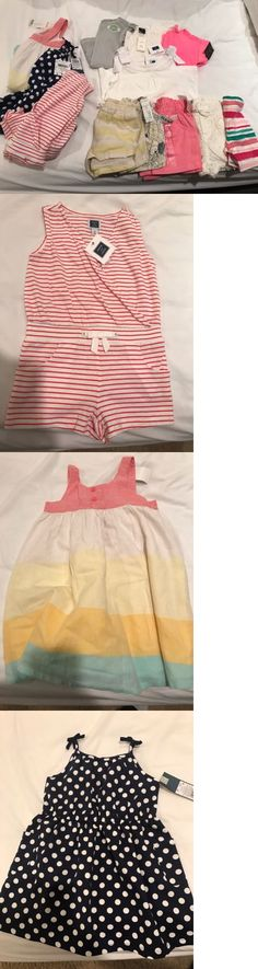 Mixed Items and Lots 147220: Nwt Girls Size 2T 12Pc Lot-Janie And Jack Gap Gymboree Old Navy Crewcuts -> BUY IT NOW ONLY: $110 on eBay!