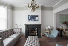Wallpaper Half Wall 7226 House Ideas Wallpaper Room Living Room