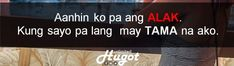 Tagalog Love Quotes, Hugot
