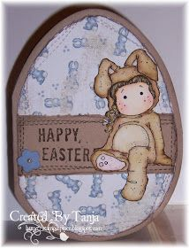 Stampin'Piper: Magnolia Down Under Challenge ~ Easter