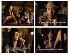 kenzi lost girl quotes - Google Search