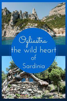 Sardinia's best kept secret? Amazing Ogliastra, a land of mountains, caves and stunning beaches!