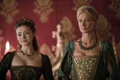 Série Les Tudors (2007/2010) - 1530 à 1547