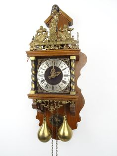 61 Best Dutch Clocks Images Dutch Dutch Language Clock