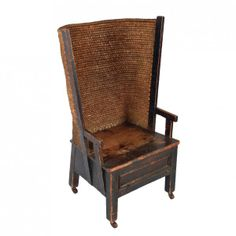 Victorian Pine Orkney Chair