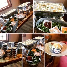 Wedding Catering, Wedding Events, Table Settings, Food, Gourmet, Essen, Place Settings, Meals, Yemek