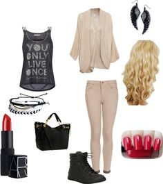 """Bez naslova #1064"" by fatima-ikanovic ❤ liked on Polyvore"