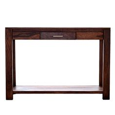 Sheesham Console Table was $549.99 now $274.99 13.5 inches wide x 45.5 inches long x 31.5 inches high