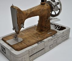 Paper Singer Sewing Machine | Made By Hand Online