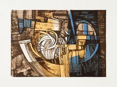 Burle Marx - Canândula Burle Marx  Título: Canândula  Técnica: litogravura sobre papel  Data: 1987  Medida: 60 x 70 cm