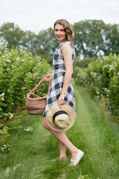 Outfit: 'A Summer Day in the Raspberry Fields' | Mood For Style - Fashion, Food, Beauty & Lifestyleblog