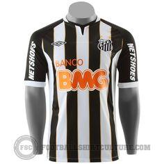 Santos home (Série A, Brazil)