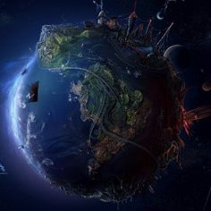 13 Worldbuilding Questions