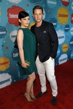 Ginnifer Goodwin + Josh Dallas Entertainment Weekly's Annual Comic Con Celebration 2013