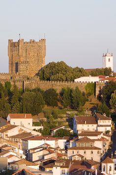 O serviço Via Verde Estacionar já chegou à bela cidade de Bragança.