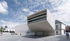 Nuevo Centro Cultural - Pozuelo de Alarcón
