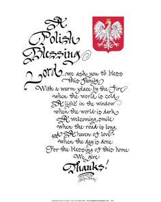 Polish Wedding Traditions, Polish Easter Traditions, Wedding Prayer, Wedding Blessing, Robert Frost, William Wordsworth, Polish Words, Polish Sayings, Pablo Neruda