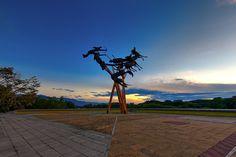 Monumento a la Gaitana en Neiva #colombia