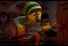 """Rock Dog Sings a Familiar Tune... Rock Dog will hit a chord with kids audiences with its """"follow your dreams"""" message."""