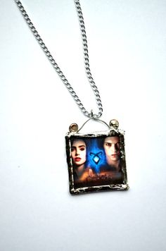The Mortal Instruments glass pendant necklace   by SpearCraft, $10.00 Book Jewelry, Jewelry Making, Glass Pendants, Glass Beads, Everything Free, Professional Web Design, The Mortal Instruments, Pakistan, Places To Visit