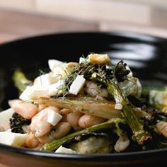Roasted Veggie And White Bean Salad Recipe by Tasty