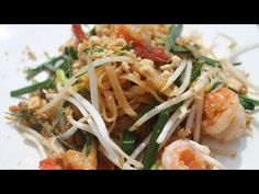 Pad Thai : tous les secrets de la vraie recette - Cooking With Morgane - YouTube
