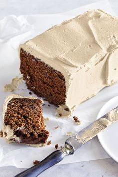 Outlaw Carrot Cake with Brown Sugar Butter Cream Frosting from Good Housekeeping OCT 2016